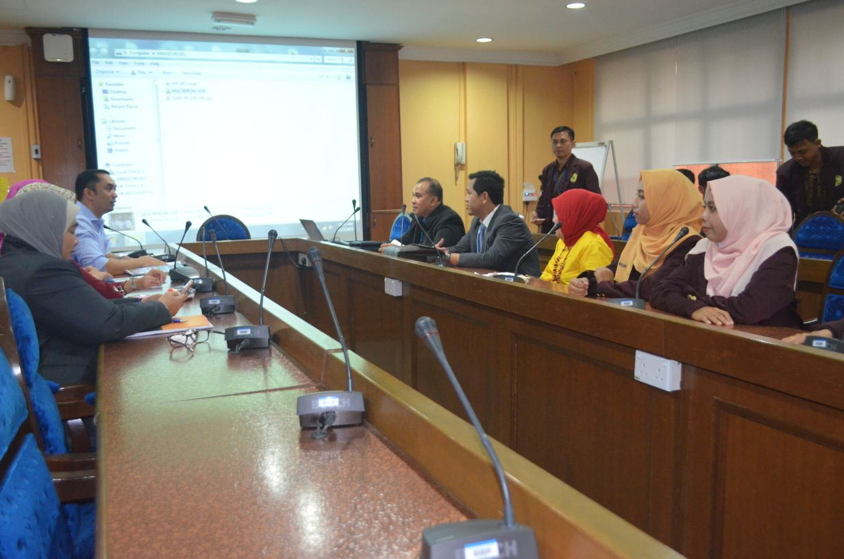 Visiting Lecturers to UPM - (Ada 0 foto)